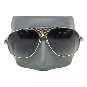 Other - Aviator Oversized Retro Metal Square Sunglasses